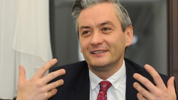 Prezydent Słupska Robert Biedroń - Sputnik Polska