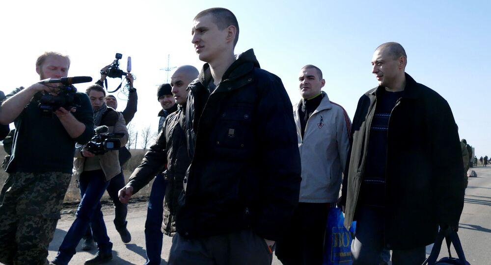 Wymiana jeńców między DRL a Ukrainą