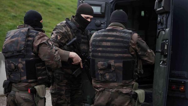 Służby specjalne tureckiej policji - Sputnik Polska