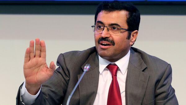 Prezydent OPEC i minister energetyki Kataru Mohammed al-Sada - Sputnik Polska