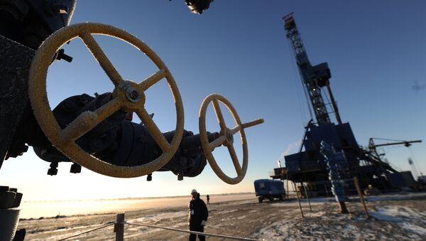 Złoża gazu, Rosja - Sputnik Polska