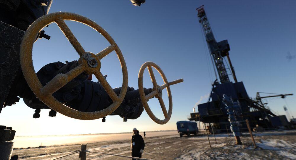 Złoża gazu, Rosja