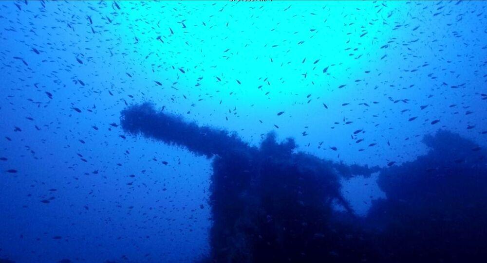 Na dnie morza zanleziono angielski okręt podwodny P311, który zaginął na sardyńskich wodach 73 lata temu