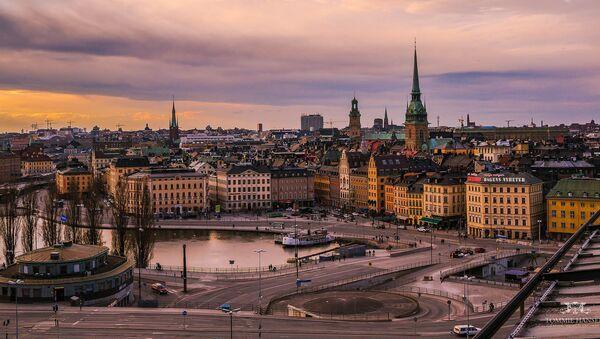 Sztokholm - Sputnik Polska