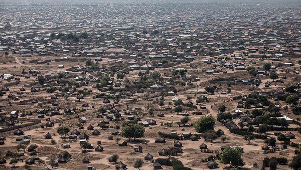 Widok na Dżubę, stolicę Sudanu Południowego - Sputnik Polska