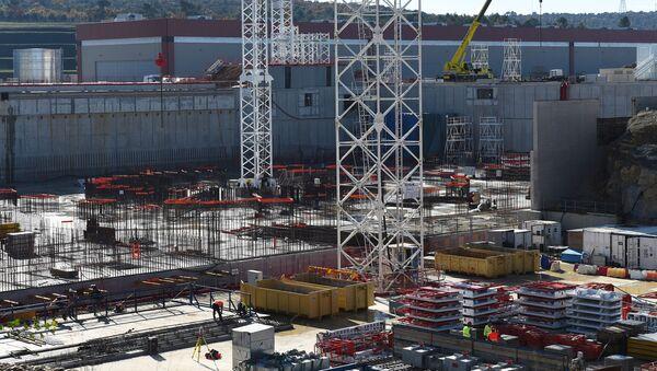 Budowa międzynarodowego eksperymentalnego reaktora termonuklearnego we Francji - Sputnik Polska