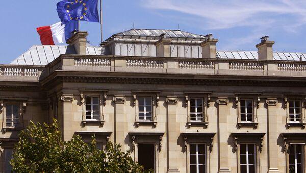 Ministerstwo Spraw Zagranicznych Francji w Paryżu - Sputnik Polska