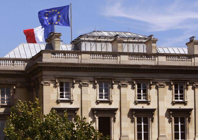 Ministerstwo Spraw Zagranicznych Francji w Paryżu