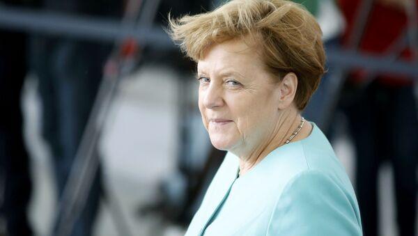 Kanclerz Niemiec Angela Merkel - Sputnik Polska