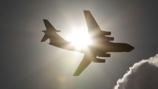 Rosyjski samolot Ił-76 - Sputnik Polska