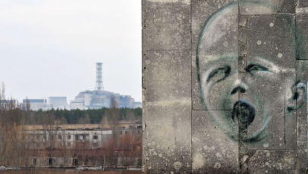 Katastrofa elektrowni jądrowej w Czarnobylu - Sputnik Polska