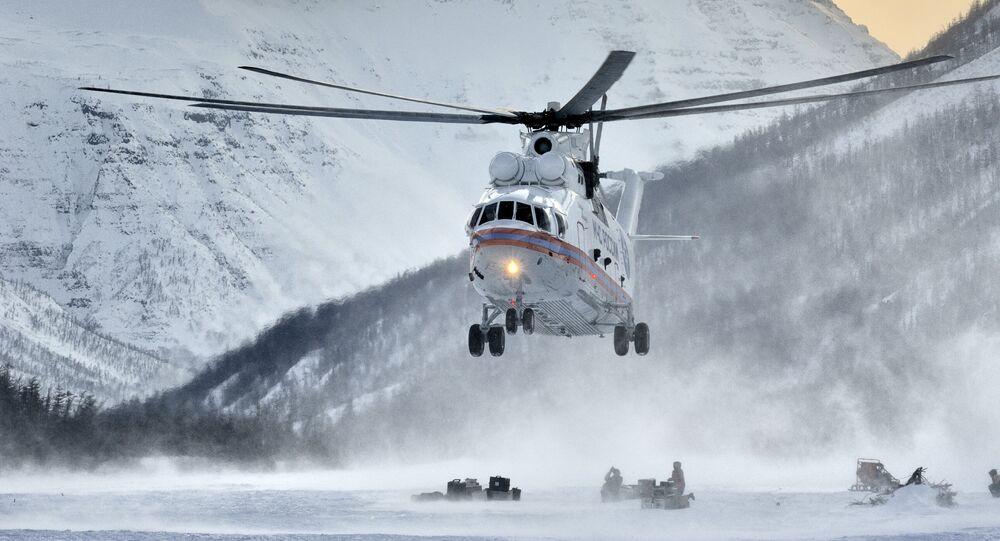 Śmigłowiec Mi-26