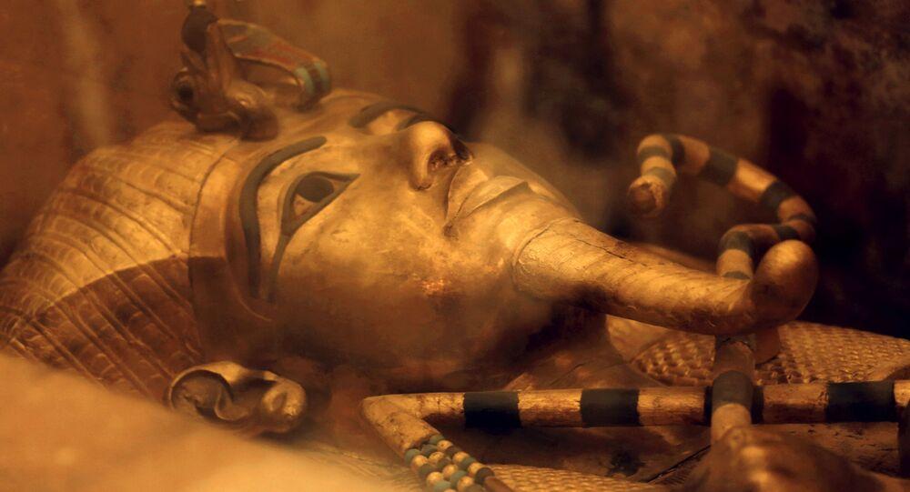 Sarkofag faraona Tutenchamona