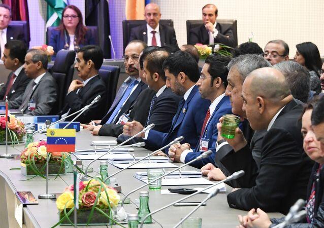 Szczyt OPEC w Wiedniu
