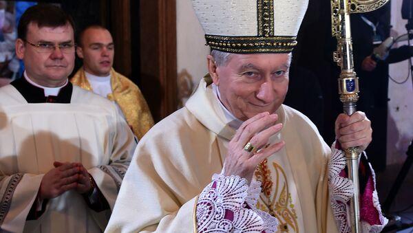 Nuncjusz apostolski Celestino Migliore - Sputnik Polska