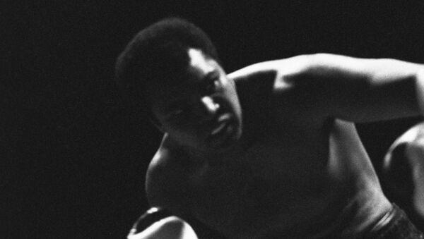 Legendarny bokser Muhammad Ali - Sputnik Polska
