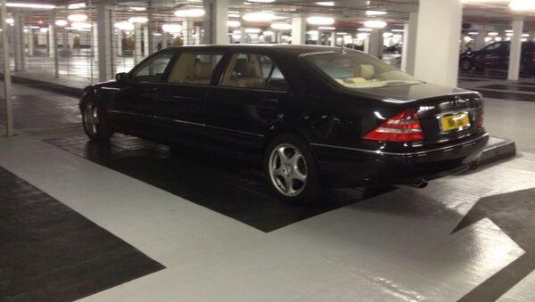 Mercedes Benz S600 Limousine Lang - Sputnik Polska