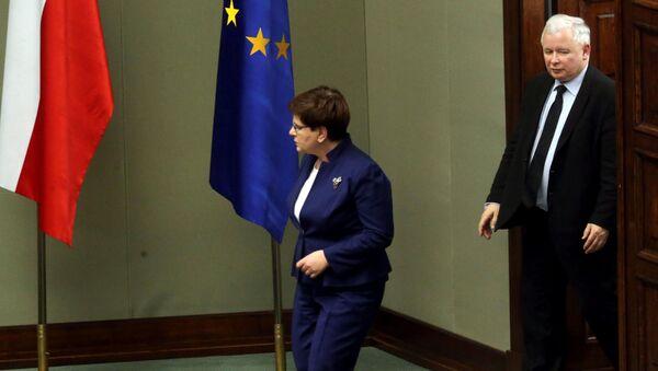 Jarosław Kaczyński - Sputnik Polska