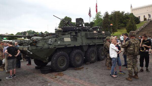 NATO Polska Lublin - Sputnik Polska
