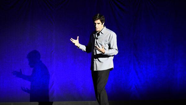 David Copperfield w Las Vegas - Sputnik Polska