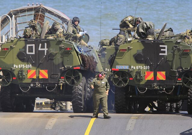 Na oficjalnej stronie projektu NATO Anakonda-16 w Polsce pojawił się komunikat prasowy o tragicznym wypadku, w wyniku którego zmarł cywil.