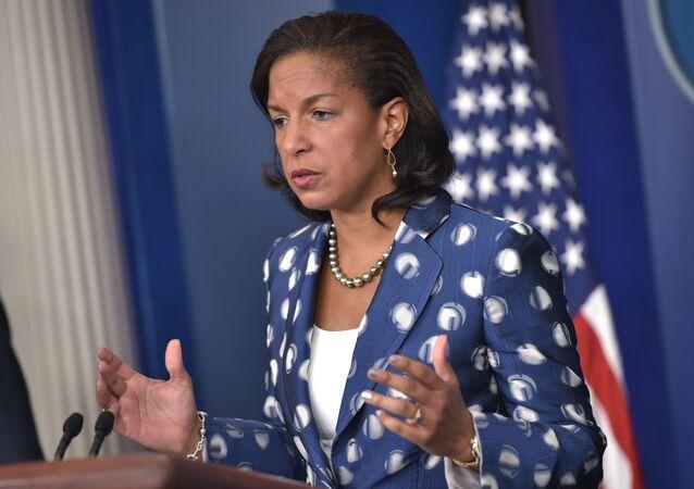 Doradczyni prezydenta USA ds. bezpieczeństwa narodowego Susan Rice