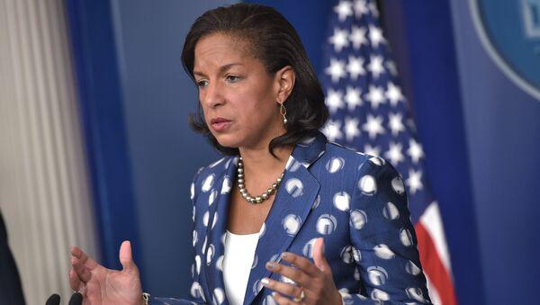 Doradczyni prezydenta USA ds. bezpieczeństwa narodowego Susan Rice - Sputnik Polska