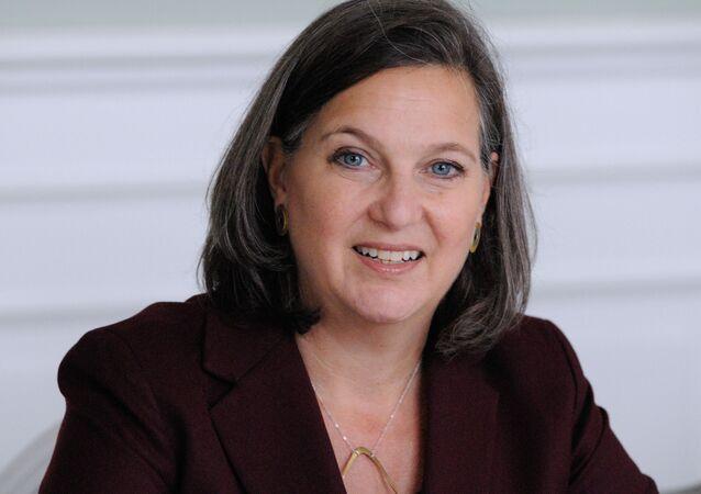 Asystent sekretarza stanu USA, szefowa Biura ds. Europy i Eurazji Victoria Nuland