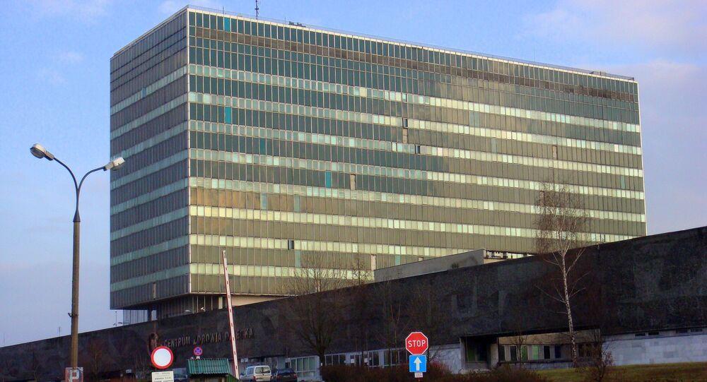 Centrum Zdrowia Dziecka Warszawa Polska