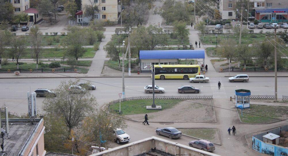 Aktobe, Kazachstan