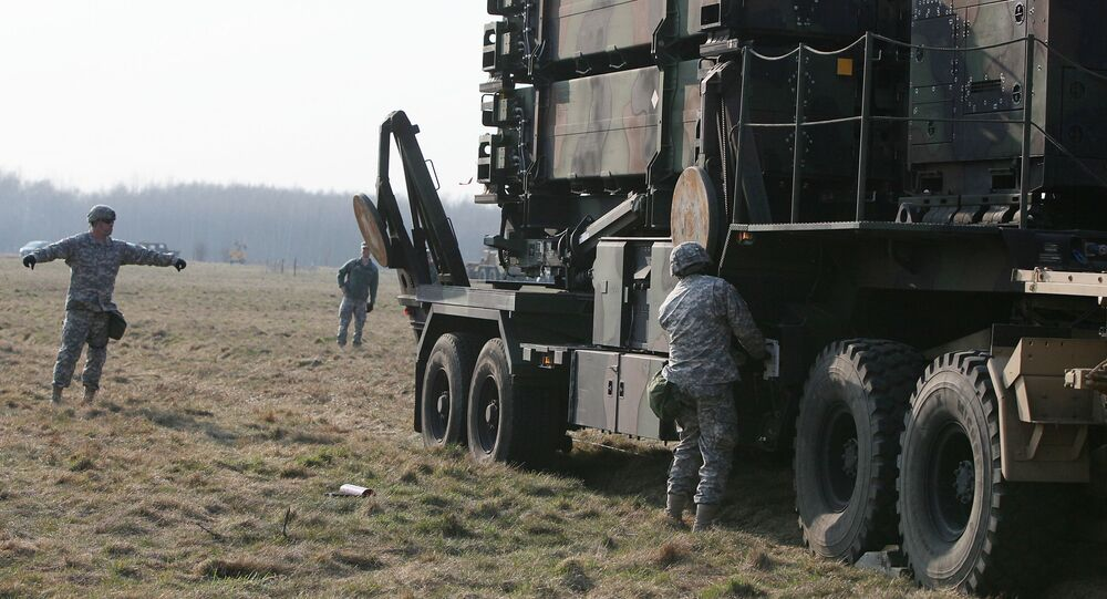Rakietowy system ziemia-powietrze Patriot w Polsce