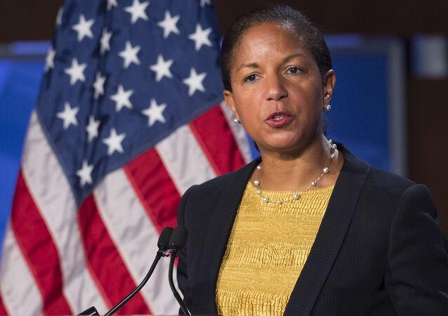 Susan Rice, doradca amerykańskiego prezydenta ds. bezpieczeństwa narodowego