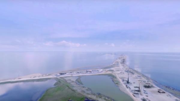 Krymski most - Sputnik Polska