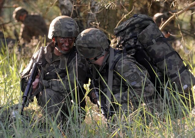 Ćwiczenia NATO Anakonda-16 w Polsce