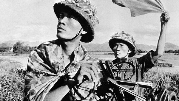 Wietnamscy żołnierze - Sputnik Polska