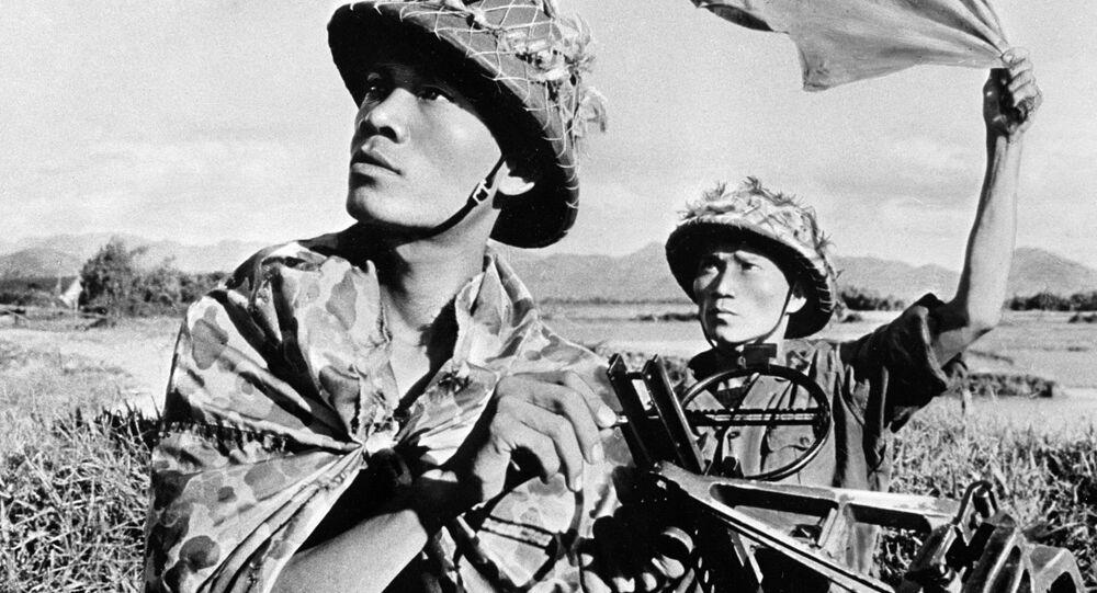 Wietnamscy żołnierze