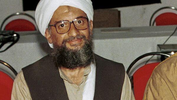 Lider Al-Kaidy Ajman al-Zawahiri - Sputnik Polska