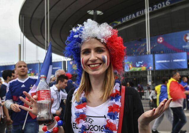 Ceremonia otwarcia Mistrzostw Europy w Piłce Nożnej 2016 we Francji
