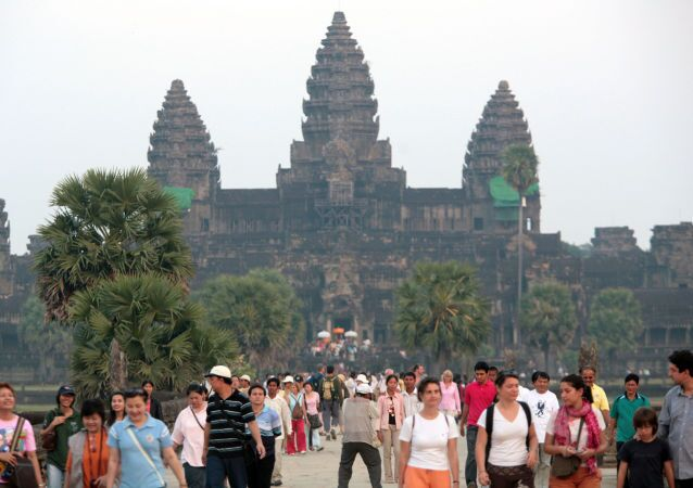 Kompleks światyny Angkor-Wat