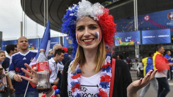 Ceremonia otwarcia Mistrzostw Europy w Piłce Nożnej we Francji - Sputnik Polska