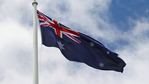 Flaga Australii - Sputnik Polska