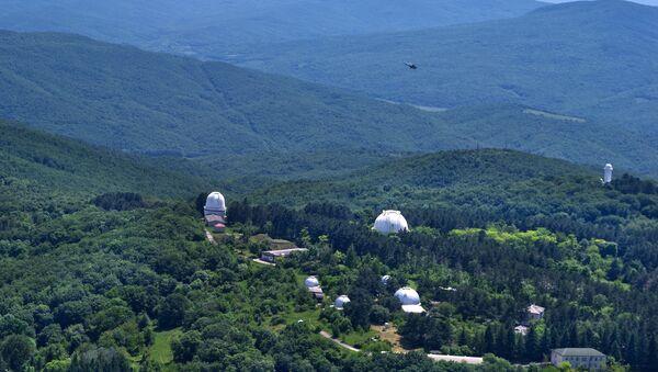 Panorama Krymu z lotu ptaka - Sputnik Polska