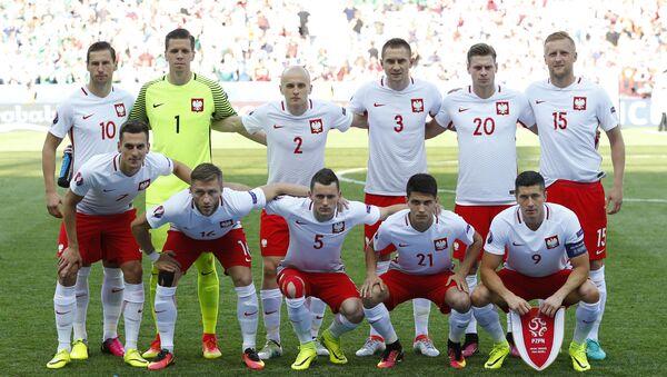 Reprezentacja Polski na Euro-2016 - Sputnik Polska