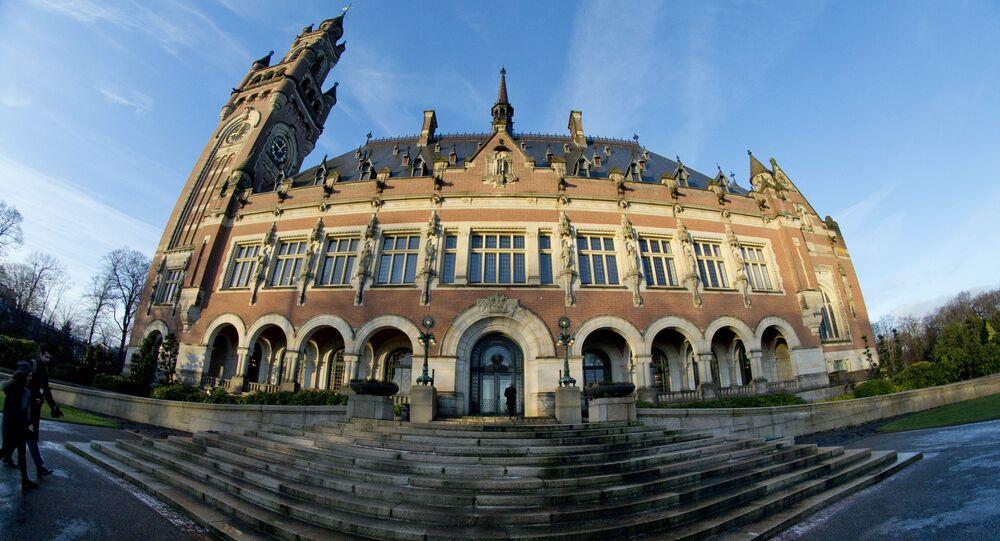 Międzynarodowy Trybunał Sprawiedliwości w Hadze