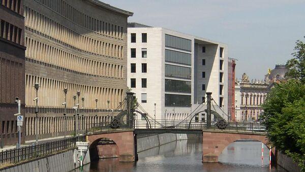 Siedziba MSZ Niemiec w Berlinie - Sputnik Polska
