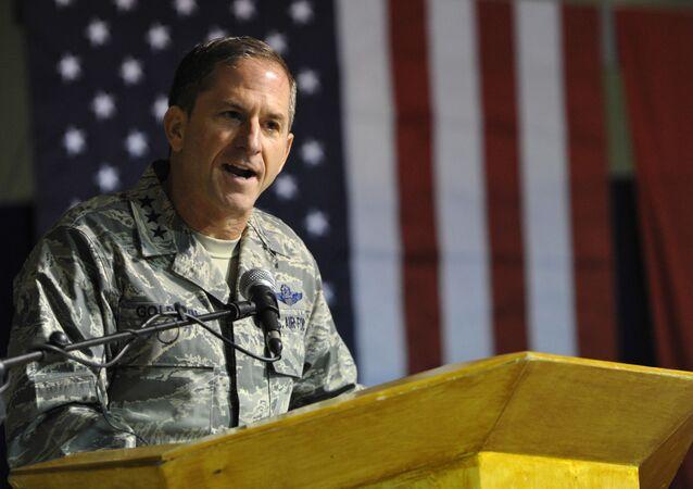 Amerykański generał David Goldfein