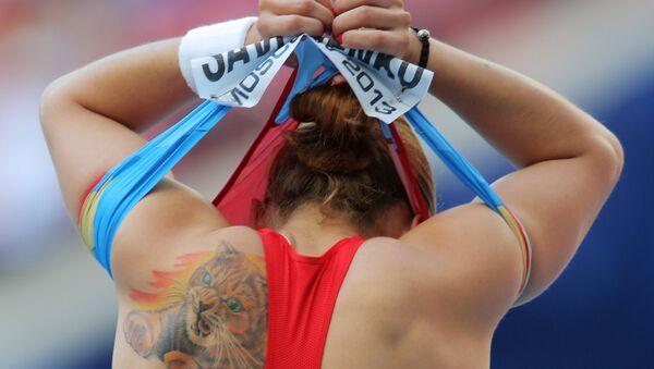 Mistrzostwa świata w lekkoatletyce. 2013 - Sputnik Polska