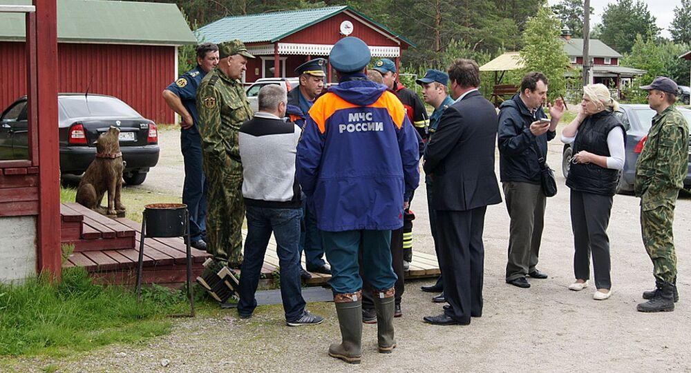 Tragedia w Karelii