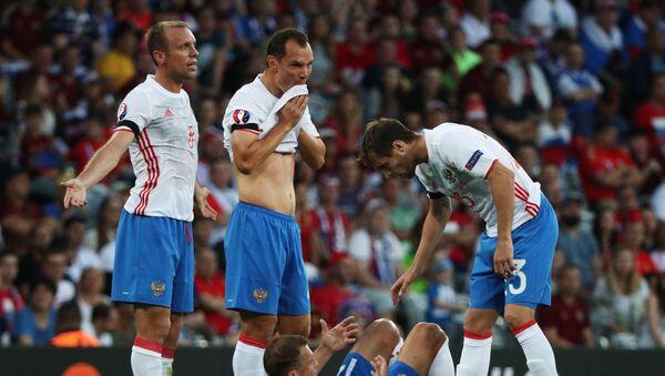 Reprezentacja Rosji na Euro 2016 - Sputnik Polska