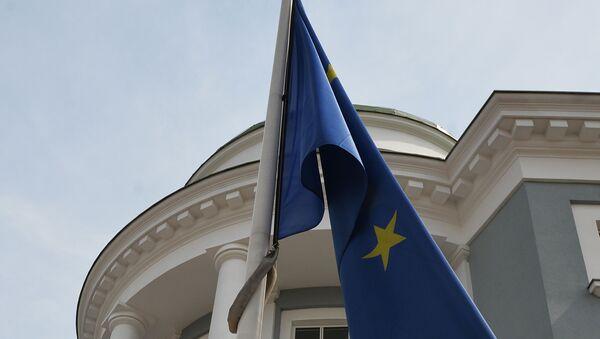 Budynek przedstawicielstwa UE w Moskwie - Sputnik Polska